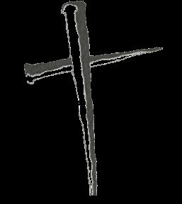 cross transparent